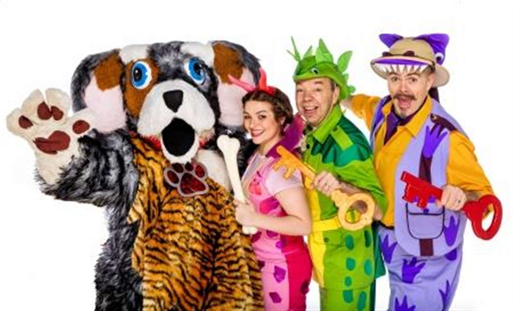 Funbox back at Eden Court with dino-rmous new show