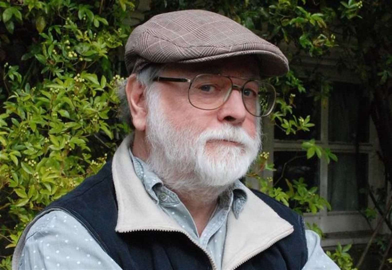 Writer Robert J Harris guests at NessBookFest with events for adults and youngsters