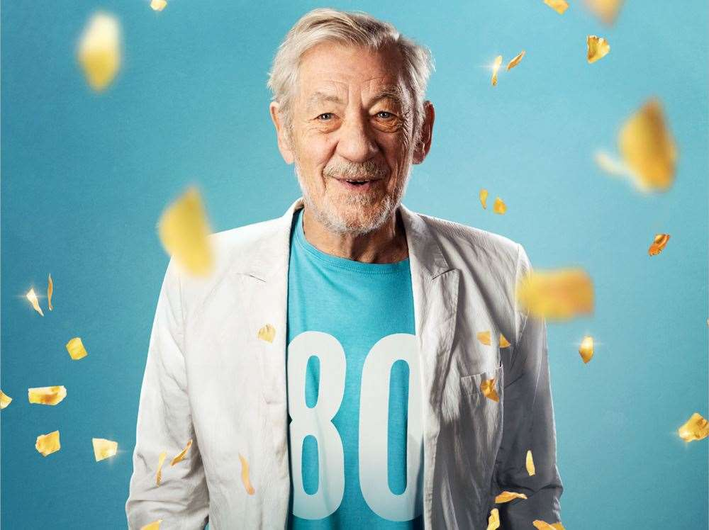 Sir Ian McKellen visit is ighlight of 2019.