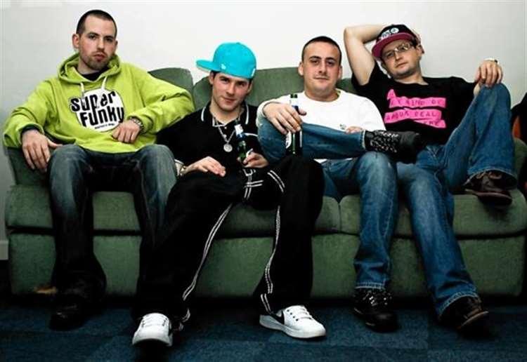North meets south at Inverness hip hop gig