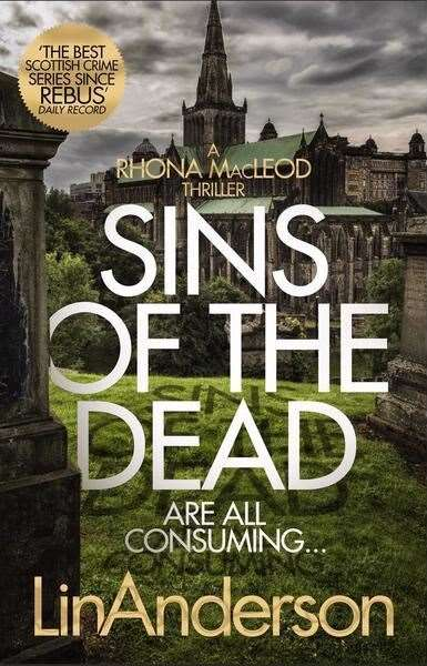 Lin's latest crime novel in the Rhona MacLeod series.