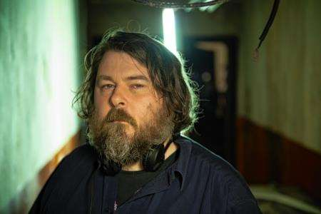 Director Ben Wheatley came to Inverness for a QnA.
