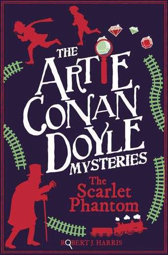 Bob's Artie Conan Doyle adventure will be out in a few weeks.
