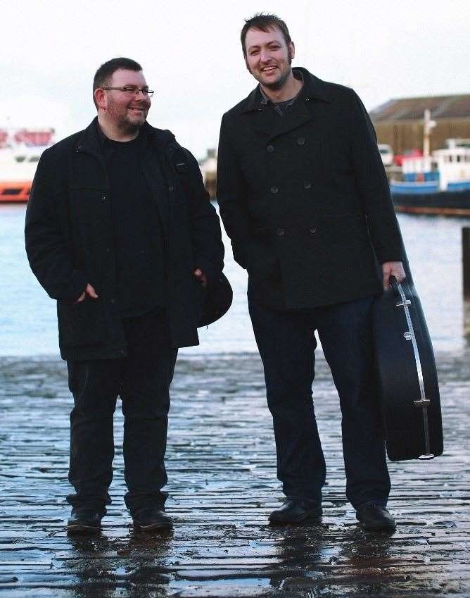 Saltfishforty are set to play Fochabers for the Public Institute's latest Arc Session.