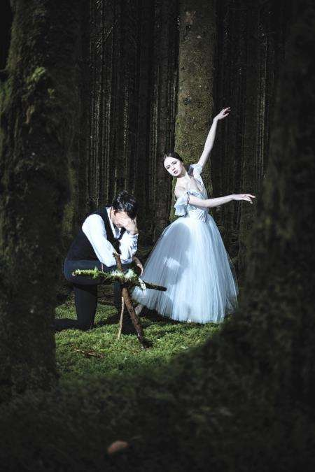 Giselle by Ballet West.